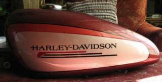 Gas Tank Fits Harley Davidson Sportster XL and Hugger Larger Size 3.3