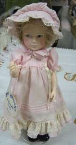1984 EFFANBEE LAURELJAN HAGARA COLLECTIBLE DOLL