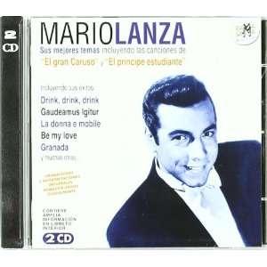 Sus Mejores Temas Mario Lanza Music