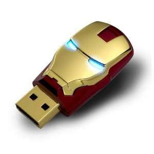 2012 Marvel Avengers Movie Iron Man Mark IV 8GB USB2.0