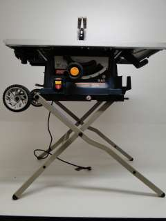Craftsman Portable Table Saw On Popscreen