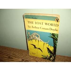 THE LOST WORLD   A Professor Challenger Adventure Sir