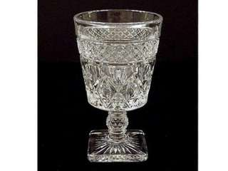 Imperial Glass Cape Cod CLARET WINE Footed Goblets #1602 ~ 7 Available