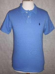 Ralph Lauren Designer Boys Small Pony Short Sleeve Polo Shirts