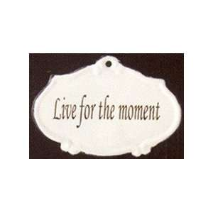 America Retold Live For The Moment Magnet