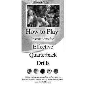 Individual Q... Quarterback Individual Drills
