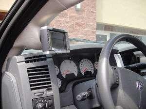 7L Dodge Black Maxx Pillar Mounting Pod