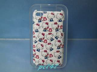 Hello Kitty 32 Hard Cover Case iPod Touch 4th w/GIFT