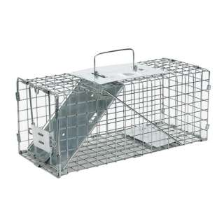 Havahart 1077 Live Humane Animal Cage Trap Squirrels Small Rabbits