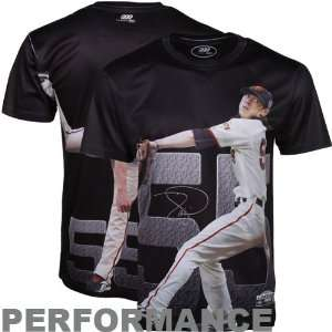 Tim Lincecum San Francisco Giants Total THREE60 Graphite