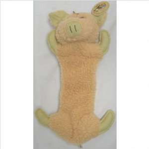 Plush Pig Dog Toy