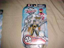 POWER RANGERS RPM GOLD THROTTLEMAX RANGER MOC