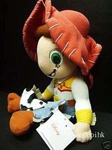 New Disney Toy Story Cute JESSIE 13 Plush Doll Toy