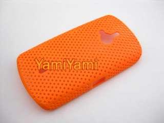 Plastic Skin Protector For Sony Ericsson Live Walkman WT19i Hole Cover