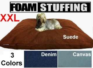 XXL EXTRA LARGE EXTREME COMFORT PET DOG BED FOAM PILLOW