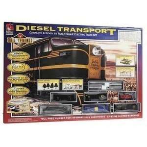 Like Diesel Transport FA1 New Haven NH Train Set N Scale Toys & Games