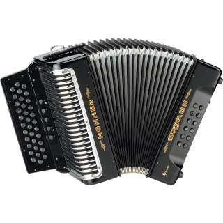Hohner Corona IIIN Xtreme GCF Accordion  Musicians Friend