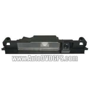 Car Reverse Rearview CMOS/CCD camera for Toyota New Yaris Electronics