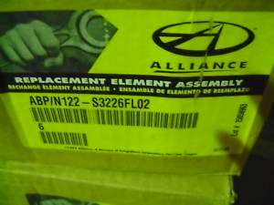 Case of 6 New Alliance Fuel Filters S3226FL02
