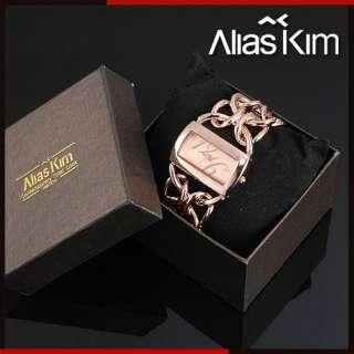 Alias Kim Fashion Style Ladies Girls Quartz Finger Wrist Watch Nice