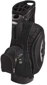 Sun Mountain 2012 S ONE Cart Golf Bag BLACK 15 Way Divided Top NEW