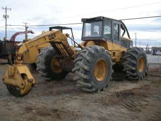 1998 Caterpillar 525 Log Skidder with Grapple