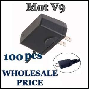 Lot of 100 Micro USB Home Travel Charger Chargers V8 V9