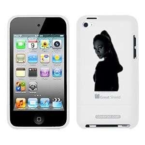 Star Trek the Movie Uhura on iPod Touch 4g Greatshield
