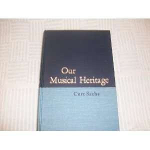 history of music (The Prentice Hall music series) Curt Sachs Books