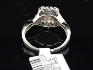 LADIES WHITE GOLD .25C BAGUETTE DIAMOND FASHION RING
