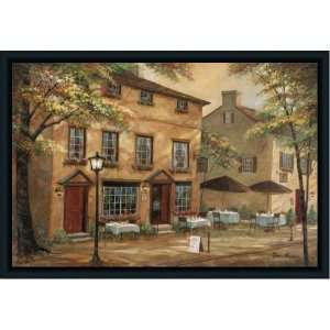 Colleens Pub French Country Kitchen Decor Art Framed