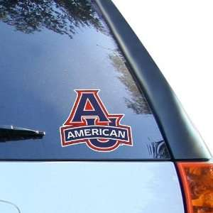 American Eagles 4 x 4Team Logo Car Decal  Sports