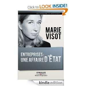 Entreprises  une affaire dEtat (Le capitalisme en mouvement) (French
