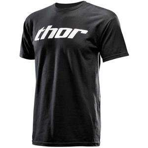 Thor Motocross Race Fan T Shirt   Small/Black Automotive