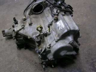USED AS IS AUTOMATIC TRANSMISSION PULLED FROM A 98 HONDA CRV 4WD MODEL
