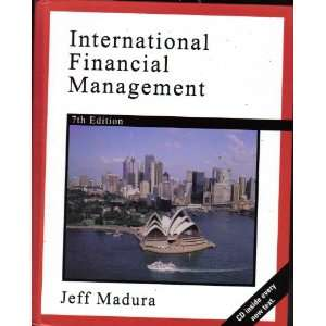Financial Management (7th Ed) w/sealed CD: Jeff Madura: Books