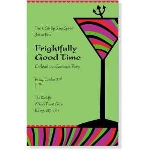 Girls Night Out Invitations High Heel Invitation