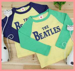 NEW BABY TODDLER BOYS FALL CLOTHES T SHIRTS 12MO~5T