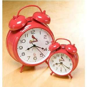 St. Louis Cardinals MLB Vintage Alarm Clock (small)