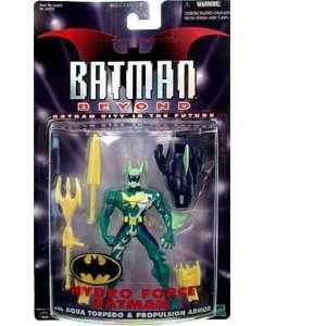 Batman Beyond > Hydro Force Batman Action Figure: Toys & Games
