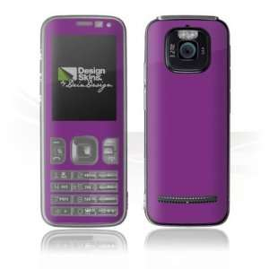 Design Skins for Nokia 5630 Xpress Music   Lila Design