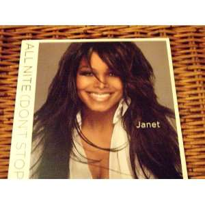 all nite (dont stop) 12: JANET JACKSON: Music