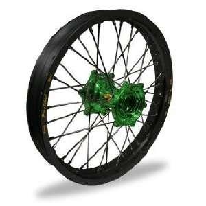 Pro Wheel Pro Wheel 3.50x17 Super Moto Front Wheel   Black