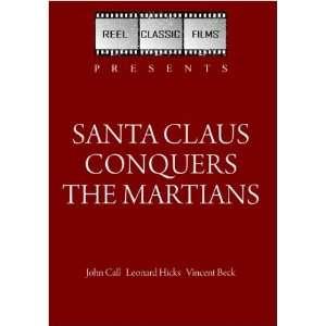 Martians (1964) John Call, Leonard Hicks, Vincent Beck Movies & TV
