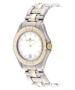 Baume Mercier Malibu Mens Two tone Gold and Steel Watch