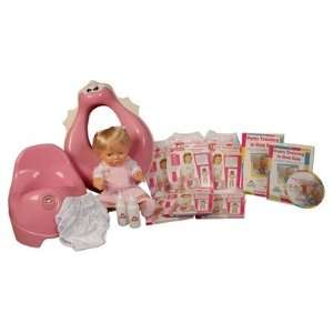 Mom Innovations N0005 Potty Training in One Day   The Complete System