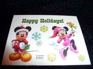Disney Minnie and Mickey Mouse Temporary Tattoos DMC