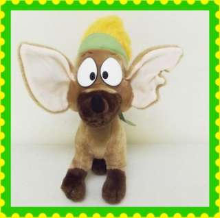 80s Vintage Oliver & Co Disney TITO the Chihuahua Stuffed Plush Animal