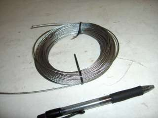 16 Stainless Steel 7 x 7 Aircraft Cable Wire Rope100