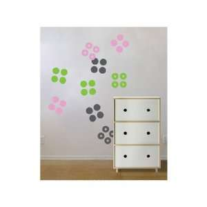 Dots Re Stik Wall Stickers Baby